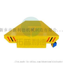 蓄电池轨道运输车 港口集装箱搬运车