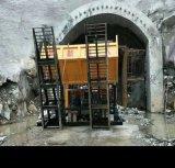 重慶雲陽縣隧道噴漿車牆面修補專用噴漿機