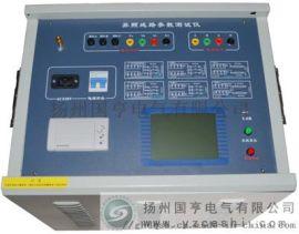 输电线路异频线路参数测试仪_异频线路参数测试仪