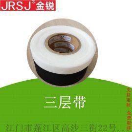 江门厂家供应服装专用四面弹热封胶带三层