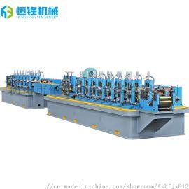 佛山不锈钢钢管制管机组 装饰管焊管机械设备制造