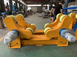 江苏滚轮架厂家10吨自调滚轮架各种滚轮架生产