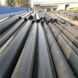 葫芦岛 鑫龙日升 大口径供暖直埋保温管 黑夹克保温钢管