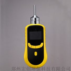 便携泵吸式硫化氢气体检测仪