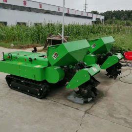 果园开沟施肥机,柴油机款施肥机