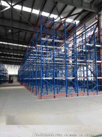 昔阳货架厂家生产大型仓储设备阁楼悬臂货架低价**