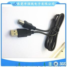 USB A公 对 B公 电脑打印线