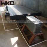 河南出售6S摇床 铜米山选矿摇床 小槽钢6S摇床