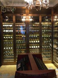 會所酒窖恆溫酒櫃家用恆溫酒櫃ktv恆溫酒櫃設計定制