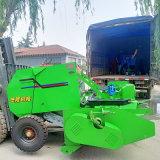 秸稈切碎打捆機 水稻秸稈收割打捆機 麥草回收打捆機