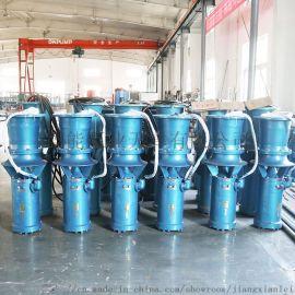 高压潜水轴流泵_泵站改造_整套供货厂家