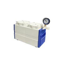 隔膜真空泵 无油实验室抽气泵 抽滤泵 小型负压