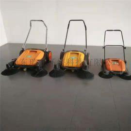 手推式扫地机无动力工业扫地车