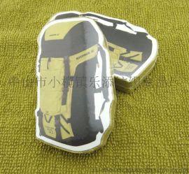 厂家直供订制广告促销创意礼品全棉绣花魔术压缩毛巾