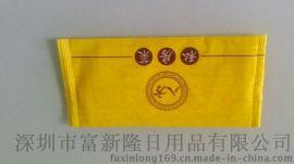 生产餐厅无纺布广告湿纸巾/酒店湿纸巾/料理  湿纸巾