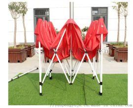 鹏宇四角折叠展览广告帐篷,厂家定制帐篷18千克异形
