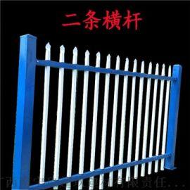 广西防城铁艺锌钢护栏丨浦北白色铁艺栏杆