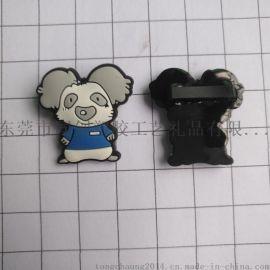 定做迪士尼系列笔夹挂件,PVC软胶神偷奶爸笔套