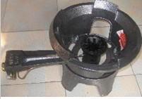 新型鍋離火熄節能猛火爐