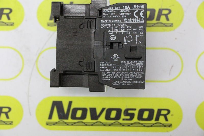B&J  K3-10ND10  400V接触器