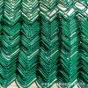 厂家供应PVC包塑勾花网拧花网足篮球场围栏热镀锌勾花防护网