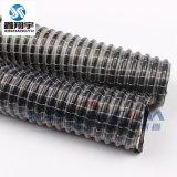 蛇纹夹筋波纹管, PVC纤维增强软管, 耐负压吸尘管