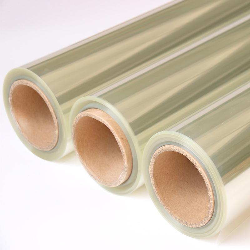 加厚透明防爆膜安全膜 珠宝柜台玻璃防砸膜防刮花膜