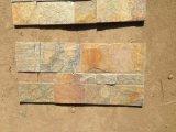 外墙石材别墅 楼房批量生产石英蘑菇石图片效果图