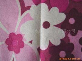 厂家**供应多种规格和花纹防粘或者**印花无纺布