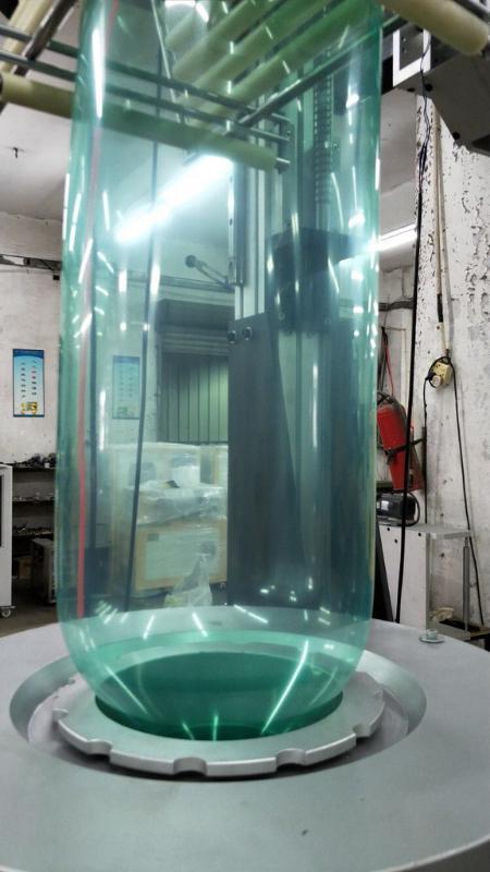 小型精密一體化吹膜機 實驗吹膜機