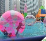 水上步行球 步行球 充气游乐设备