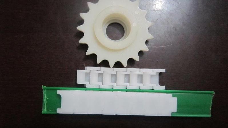 3分塑料链条节距19.05mm