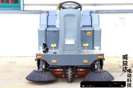 铜川电动扫地车 铜川煤矿场内扫地车 工厂高校扫路车