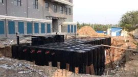 SYSW大模块地埋式箱泵一体化消防泵站,大模块消防泵站,SYSW大模块装配式消防水池