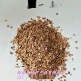 供应核桃壳颗粒 滤料用核桃壳 油田堵漏剂用核桃壳