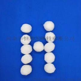 水处理用滤料纤维束滤料纤维球滤料