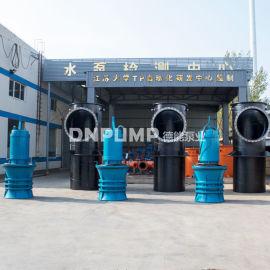 井筒式轴流泵水泵公司