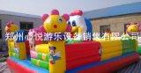 心悦20平方充气城堡店庆开业活动策划