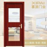 酒店钢木门 中式套装门 成品木门订做 卫生间门工程门批发