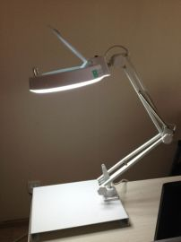 医用光源放大镜 器械检查放大镜