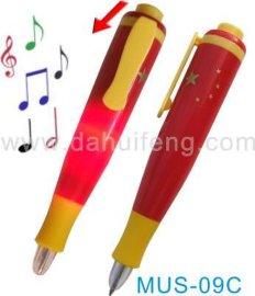 中国**音乐笔发音圆珠笔声音笔录音笔