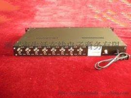 雷虹M-8000 8合1隔频调制器 中频调制器 8路调制器