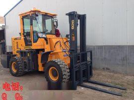 北京2吨3吨越野叉车的操作视频越野叉车的配置参数