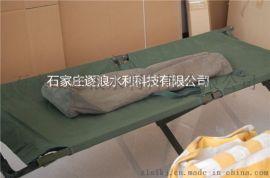 单兵便携式野营露宿行军床易携带睡得快行军床