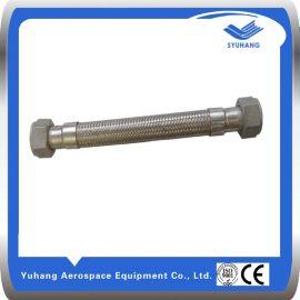 不锈钢金属软管,灵活金属软管,两端内螺纹的软管