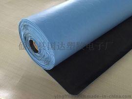 防静电抗疲劳垫,防滑垫,实心耐磨的防滑防静电台垫