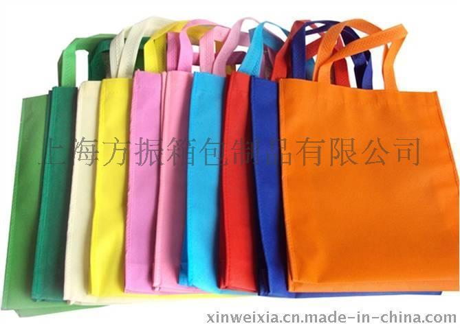 厂家订做LOGO 无纺布袋 购物袋