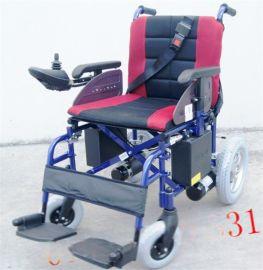 依夫康KB5618电动轮椅 进口配置折叠轻便老年残疾人代步车