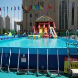 廣州西浦定製尺寸支架游泳池1500平米大型支架游泳池