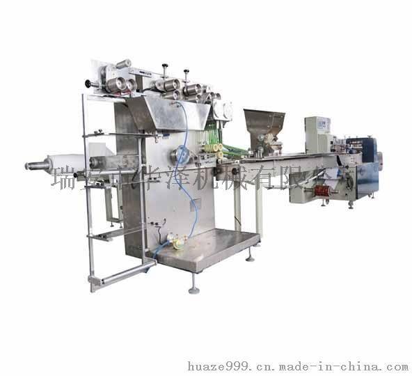 餐巾纸筷子组合自动包装机